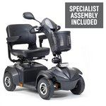 more details on Envoy Mobility Scooter Class 2 - Silver.
