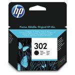 more details on HP 302 Black Original Ink Cartridge (F6U66AE).