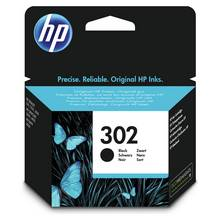 HP 302 Original Ink Cartridge - Black