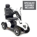 more details on Cobra Mobility Scooter Class 3 - White.