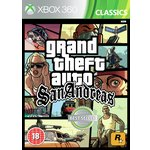 more details on Grand Theft Auto: San Andreas Xbox 360 Game.