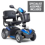 more details on Envoy Mobility Scooter Class 3 6mph - Blue.