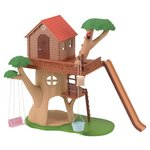 more details on Sylvanian Families Treehouse.