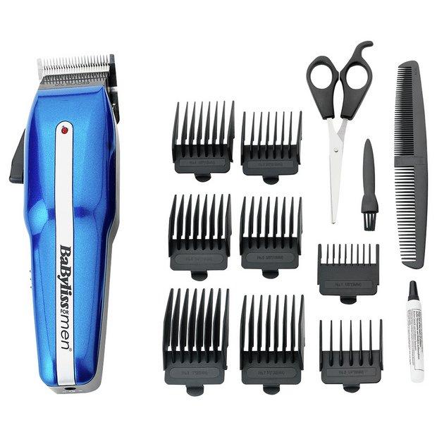 BaByliss for Men PowerLight Pro Hair Clipper Set 7498CU