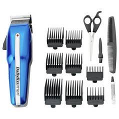 BaByliss For Men PowerLight Pro Hair Clipper Set 7498CU Best Price, Cheapest Prices
