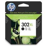 more details on HP 302XL High Yield Black Original Ink Cartridge (F6U68AE).