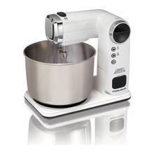 Morphy Richards Total Control Folding Stand Mixer - White