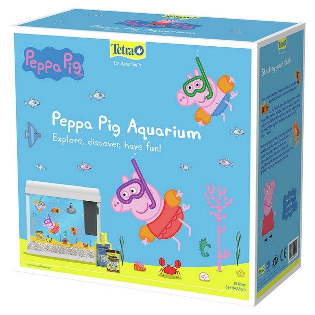 Buy tetra peppa pig 18l aquarium at your for Where to buy aquarium fish