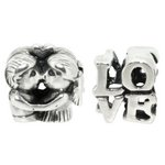 more details on Link Up Sterling Silver Lovers Charms - Set of 2.