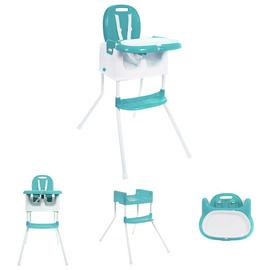 MyChild Graze 3 In 1 Multi Highchair - Aqua.