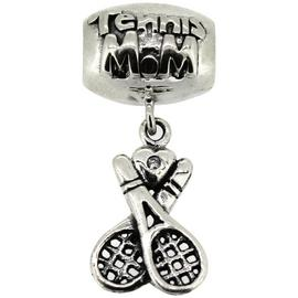 Link Up Tennis Mum Charm.