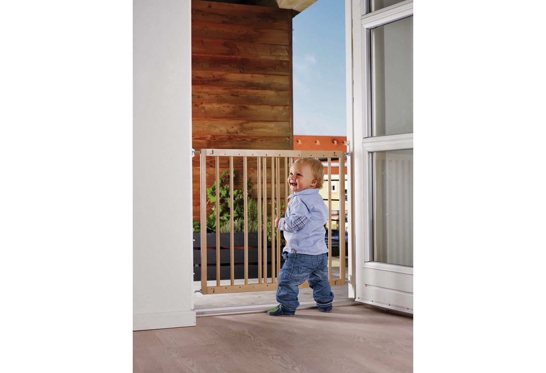 Superieur Wooden Stair Gate