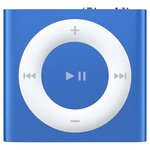 more details on Apple iPod Shuffle 4th Generation 2GB - Blue.