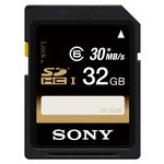 more details on Sony 32GB Class 10 SHC UHS-I Memory Card.