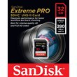 more details on SanDisk Extreme 280MBs SD 4K Ready Memory Card - 32GB.