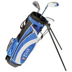 more details on Junior Tiger Plus Package Graphite Set - 4 to 7 years.