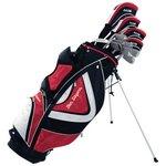 more details on Ben Sayers Golf M15 Men's Package Set - Red.