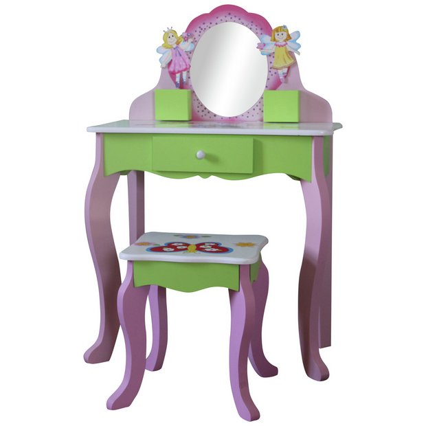Buy Liberty House Toys Vanity Table With Stool At Argos.co