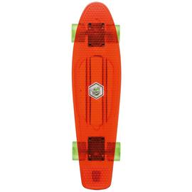 Osprey Retro PC Skateboard - Red