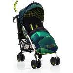 more details on Koochi Speedstar Stroller - Green Hyperwave.