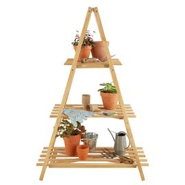 Argos Home Wooden Large Potting Ladder