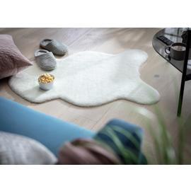 Argos Home Supersoft Faux Fur Rug