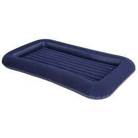 Pro Action Single Flocked Junior Air Bed