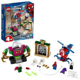 LEGO Marvel Spider-Man The Menace of Mysterio Set 76149