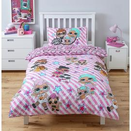 LOL Surprise Bedding Set - Single