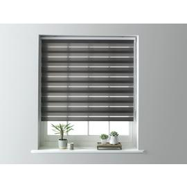 Argos Home Day and Night Roller Blind - Grey