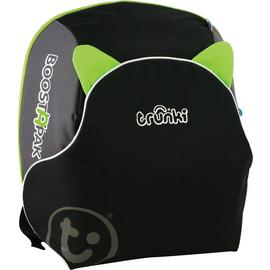 Trunki BoostApak Car Booster Seat 20L Backpack - Green
