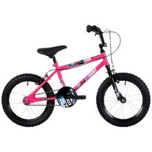 NDCENT Flier 16 Inch BMX Bike - Pink