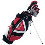 more details on Ben Sayers Golf M15 Men's Package Set - Graphite Red.