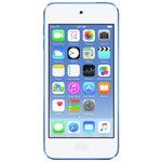 more details on Apple iPod Touch 6th Generation 16GB - Blue.