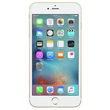 Sim Free Apple iPhone 6S Plus 128GB Mobile Phone - Gold