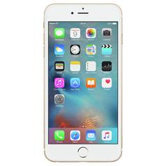 SIM Free iPhone 6S Plus 128GB Mobile Phone - Gold
