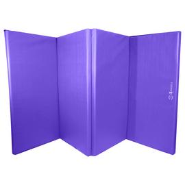 Sure Shot FD50 Foldable Gym Mat - Purple