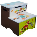 more details on Fantasy Fields Enchanted Woodland Step Stool.