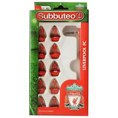Paul Lamond Games Subbuteo Liverpool Team