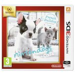 more details on Nintendo Selects Nintendogs: French Bulldog and Friends 3DS.