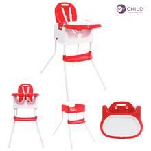 MyChild Graze 3 In 1 Multi Highchair - Red.