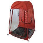 more details on Under the Weather Pop-up Personal Shelter - Red.