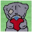 more details on Me to You Big Heart Tapestry Kit.