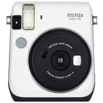 more details on Fujifilm Instax Mini 70 Camera with 10 Shots - White.