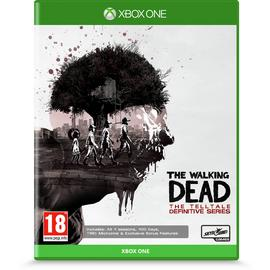 The Walking Dead: Telltale Definitive Series Xbox One Game