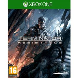 Terminator: Resistance Xbox One Game