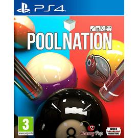 Pool Nation PS4 Game