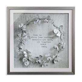 Arthouse Memories Diamante Framed Print