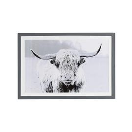 Arthouse Highlands Framed Print