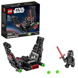 LEGO Star Wars Kylo Ren's Shuttle Microfighter Set - 75264